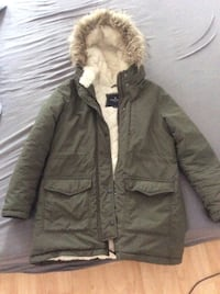 American Eagle waterproof Alpaca jacket, M size like new Berlin, 10997