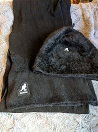 Kangol hat and scarf set 1961 km