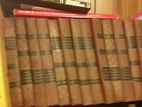 brown covered book collection Kitzmiller, 21538