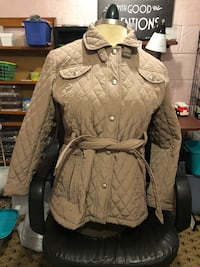 covington quilted belted coat ladies xl  Hawley, 18428