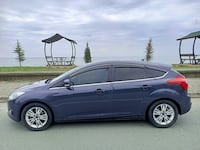 2012 Ford Focus STYLE 1.6I 125PS 4K