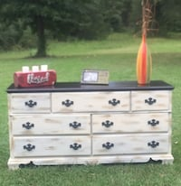 white and brown wooden dresser Tupelo, 38804
