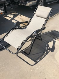 2 lounger chairs new  Houma, 70360