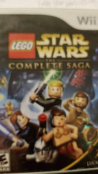 star wars the complete saga for Wii  Glendale, 85303