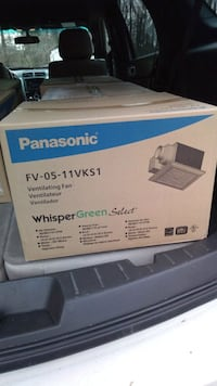 Panasonic FV-05-11VKS1 ventilating fan box!  Falls Church, 22042