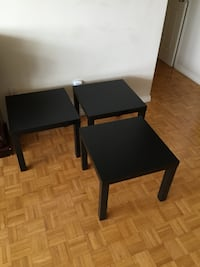 Coffee, tv, bed tables 3 units for $25 Toronto, M2R 2S6