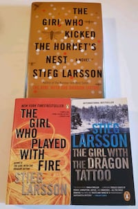 The Girl With The Dragon Tattoo Trilogy  Toronto