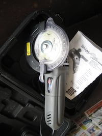 DUAL SAW WITH CASE null