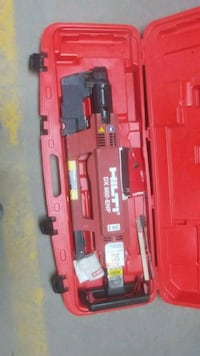 HILTI DX860-ENP STAND-UP POWDER ACTUATED NA Mississauga, L4X 1V8