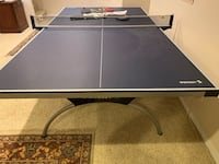 black and gray ping pong table Graham, 98338
