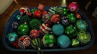Assorted Ornaments