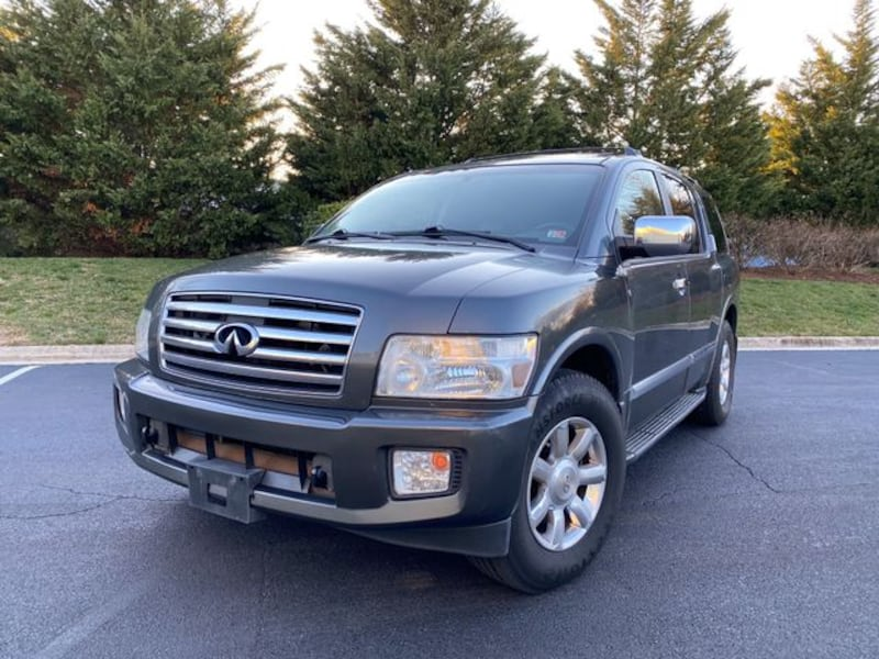 2007 INFINITI QX for sale 0