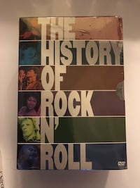 History of Rock and Roll boxed set— new — Time - Life —  Silver Spring, 20910