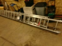 Brand new 32 foot and 28 foot Keller extension lad