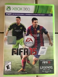 Fifa 15 xbox 360 game  Winton, 95388