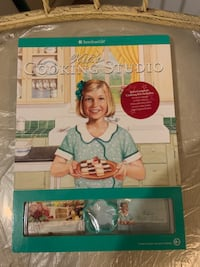 Anerican girl Kit's cooking studio book  Jessup, 20794
