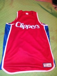 Hardwood classic stitched clippers jersey Glen Burnie, 21061