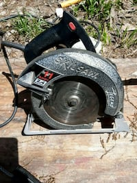 black and gray Skilsaw circular saw Clarksville, 37040