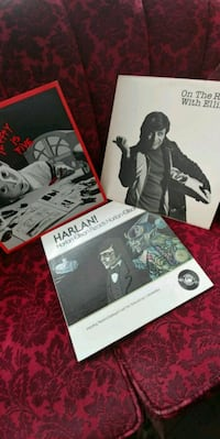 Signed limited edition records Edmonton, T6J 6X4
