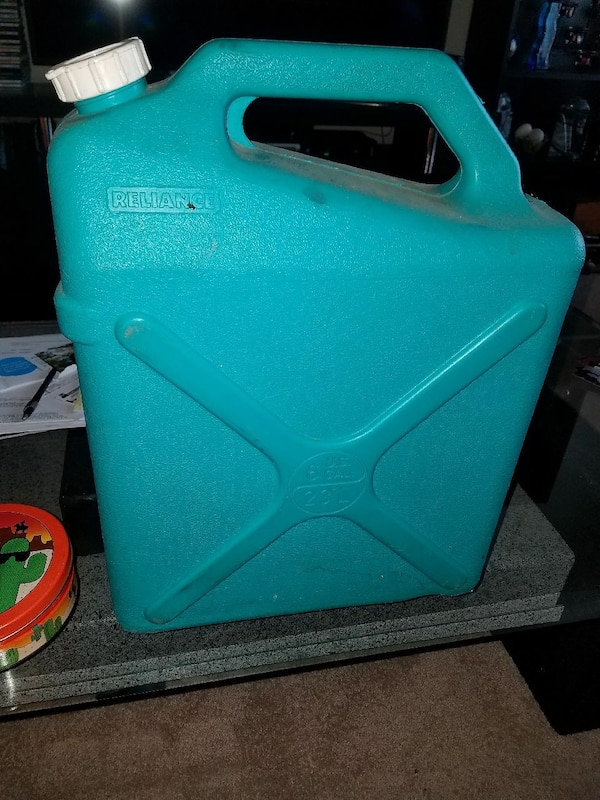 6 Gallon Water Jug