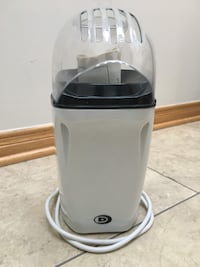 Used Popcorn Maker - Manual Included MONTREAL