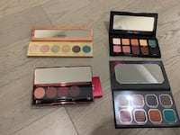 Brand new never used Eyeshadow palettes!