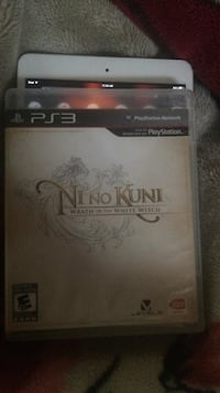Ni no kuni wrath of the white witch sony ps3 game  3142 km