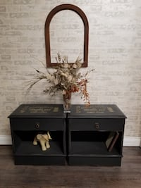 ~SIDE TABLES/NIGHT STANDS~ Courtice