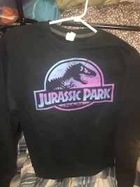 Jurassic Park long sleeve  Vancouver