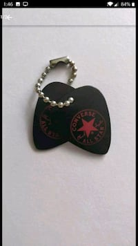 Official Chuck Taylor All Star Metal Guitar Picks