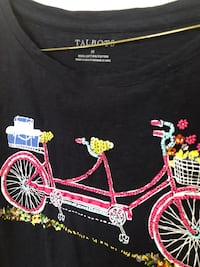 T-shirt with embellishments Waltham, 02452