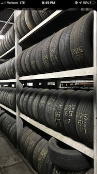 225/65/17 Used Tires Plenty to Choose From!