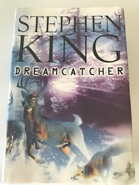 Stephen King Dreamcatcher A novel books Springfield, 22153