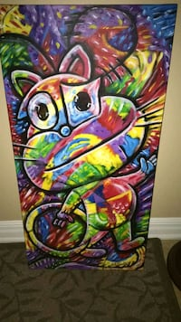 4'x3'canvas paiting