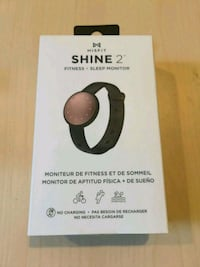 Misfit Shine 2 fitness tracker sleep monitor 18 mi