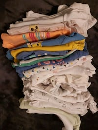 24 undershirts size 0 to 6 months assirted Brampton, L6V 3X1