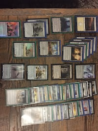 Magic the Gathering game card collection