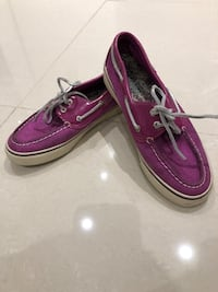 Authentic Sperry shoes, size 7  Montreal