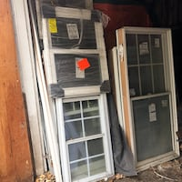 Various size windows for sale $50.00 Beacon, 12508