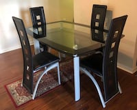Dining table with 4 chairs Alexandria, 22304