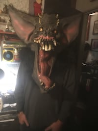Halloween monster costume (mask and arms) super detailed and crazy Columbus, 43206