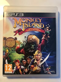 Monkey Island Special Collection Ps3