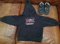 2T Miami heat sweater and boots size 5 Homestead, 33033