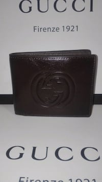 Awesome Dark Brown Wallet in Case Mississauga, L4Z 4K5
