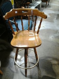 Wooden Bar Chair  Rockville, 20850