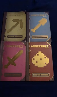 Minecraft books Tea, 57064