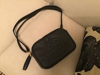 New black GUCCI purse handbag (3 pictures)  Ottawa, K1T 0K4