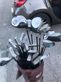 Golf Clubs Drivers , Irons , Putter OBO  Henderson, 89074