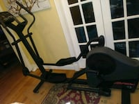 black and gray elliptical trainer Great Falls, 22066