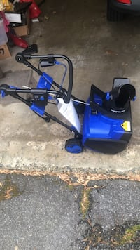 New Snow Joe Snow Blower Potomac, 20854